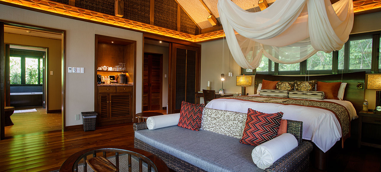 The Pristine Villas and Bungalows at Palau Pacific Resort